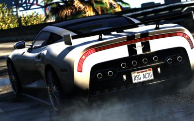 La Vysser Neo et des bonus sont disponible sur GTA Online