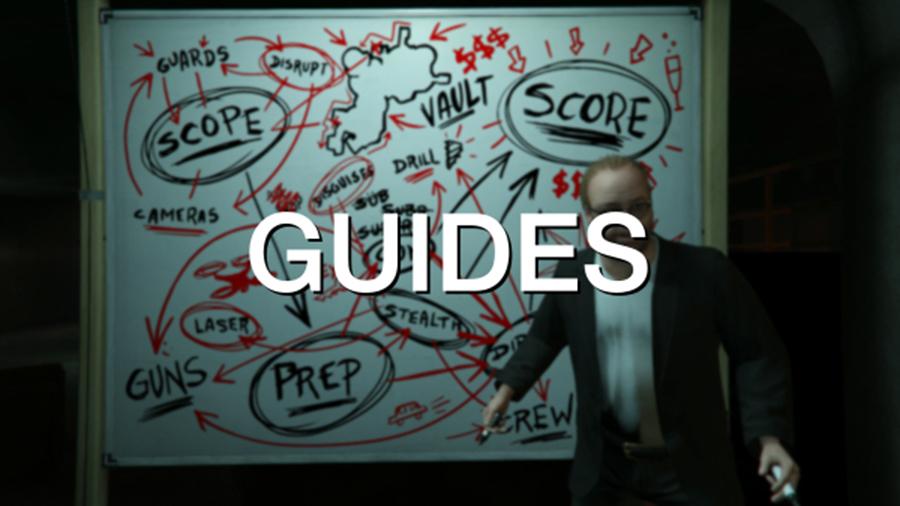 Guides de GTA Online