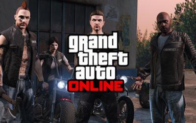 GTA Online : Gains doublés dans les ventes de motards cette semaine