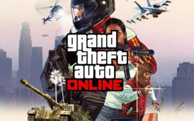 GTA Online : La plus grosse mise à jour avec des braquages annoncée