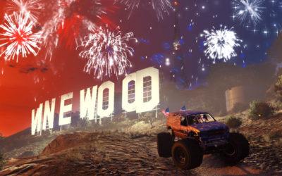 Retour du contenu de l'indépendance et des grosses promotions cette semaine sur GTA Online