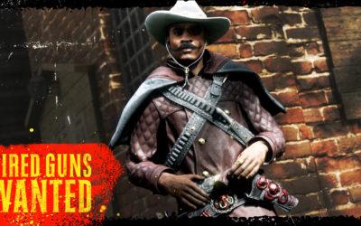Le rôle de chasseur de primes à l'honneur ces deux prochaines semaines sur Red Dead Online
