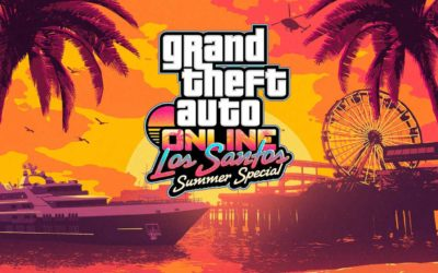 La mise à jour d'été 2020 est disponible sur GTA Online