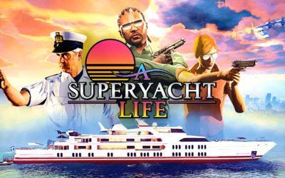 Semaine spéciale maritime avec des gains doublés dans les nouvelles missions du yacht ainsi que des réductions sur tous les bateaux dans GTA Online