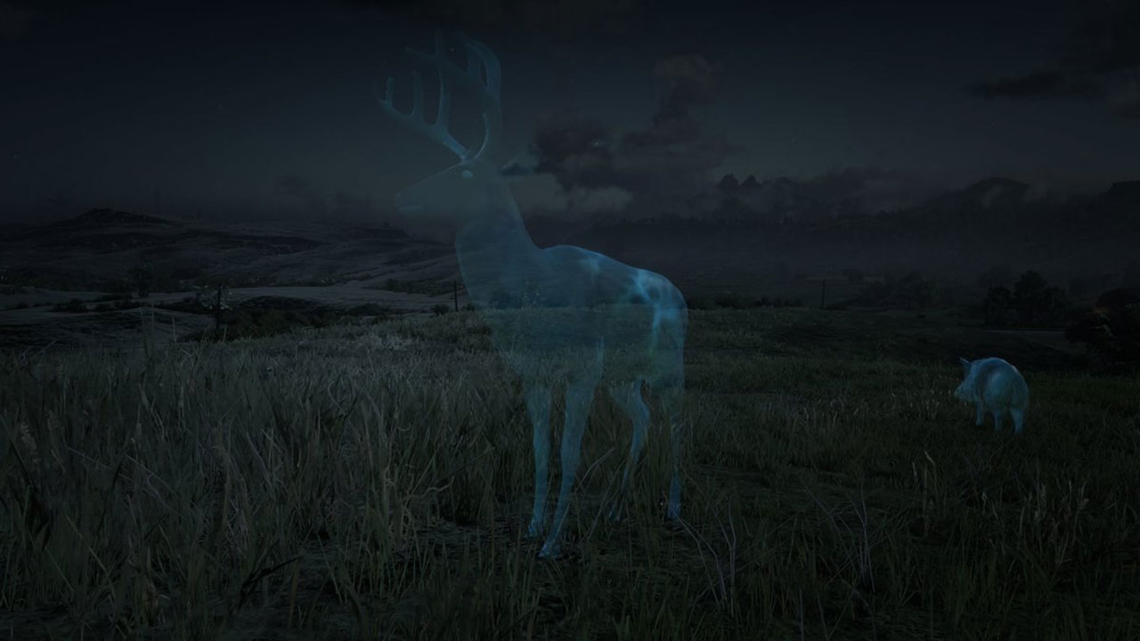 Cerf fantôme - Red Dead Online