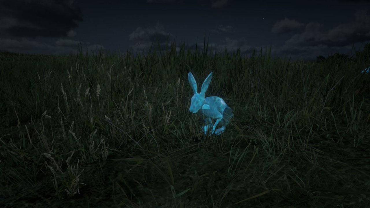 Lapin fantôme - Red Dead Online