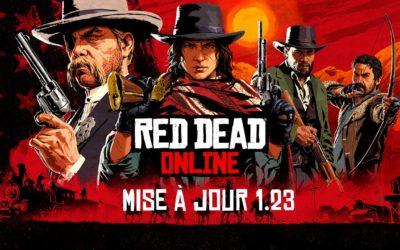 Une mise à jour corrective est disponible sur Red Dead Redemption 2 et Red Dead Online