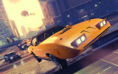 La mise à jour d'été arrive mardi sur GTA Online