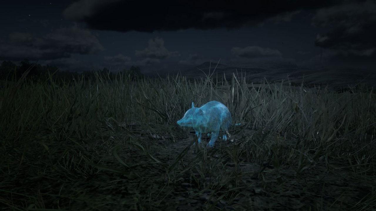 Rat fantôme - Red Dead Online