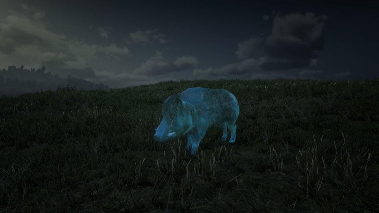 Sanglier fantôme - Red Dead Online