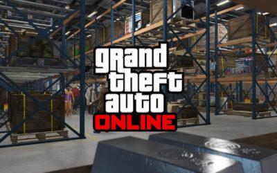 Gains doublés dans les entrepôts de marchandises spéciales et rares cette semaine sur GTA Online