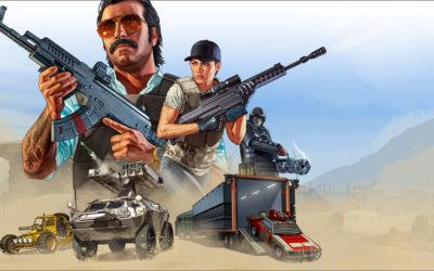 Semaine spéciale trafic d'armes sur GTA Online
