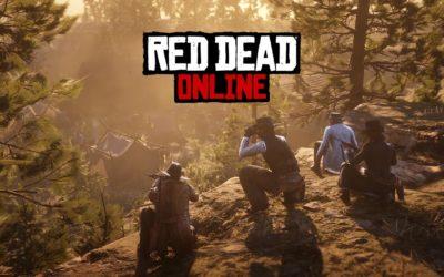 Red Dead Online : Des nouvelles de la prochaine mise à jour