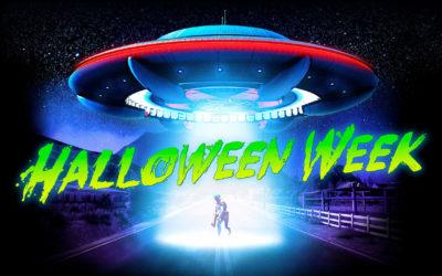 GTA Online : Semaine spéciale alien pour halloween