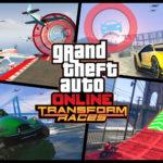 Gains triplés dans les courses polymorphes cette semaine sur GTA Online