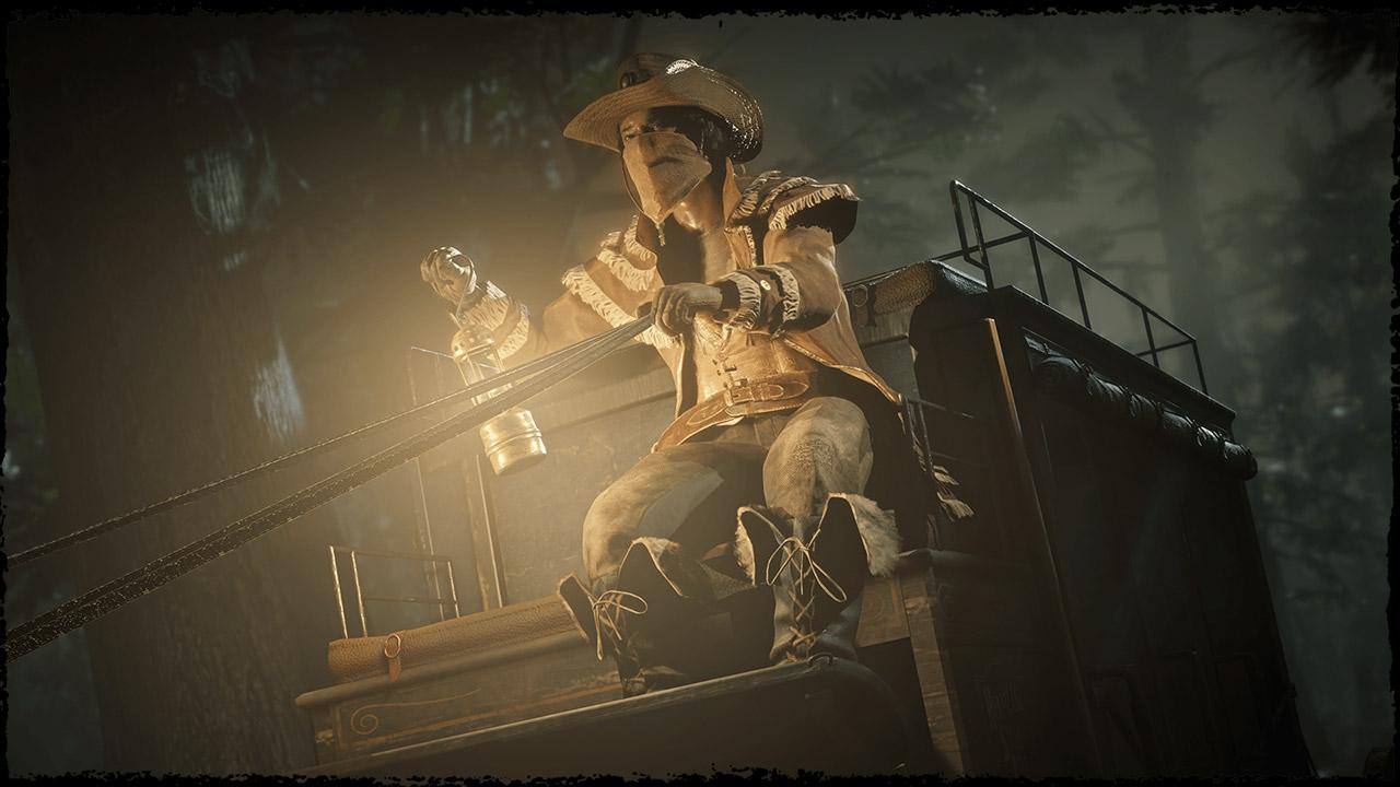 Manteau à franges Riggs - Red Dead Online