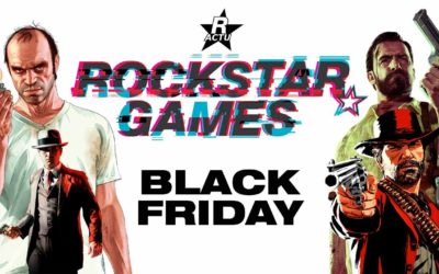 Black Friday : Jeux Rockstar Games en promos sur Steam, Xbox et PlayStation