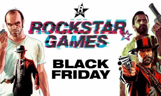 Black Friday : Jeux Rockstar Games en promos sur Steam, Xbox et PlayStation
