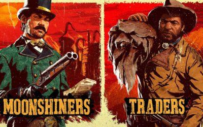 Red Dead Online : Bonus pour les commerçants cette semaine