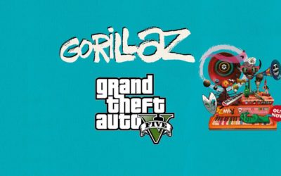 GTA 5 : le nouveau clip de Gorillaz réalisé dans le jeu