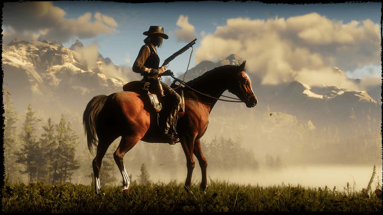 Cheval - Red Dead Online