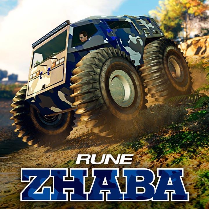 RUNE Zhaba - GTA Online