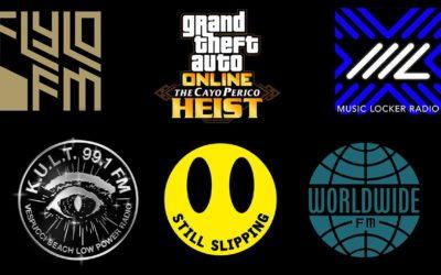 GTA Online : 3 nouvelles radios seront disponibles dans la mise à jour de Cayo Perico