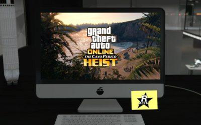 GTA Online : La mise à jour du braquage de Cayo Perico est disponible