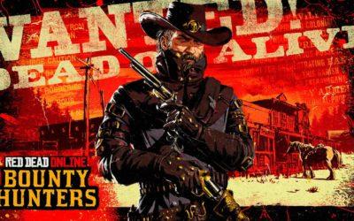 Red Dead Online : La mise à jour d'amélioration du rôle de chasseur de primes est disponible