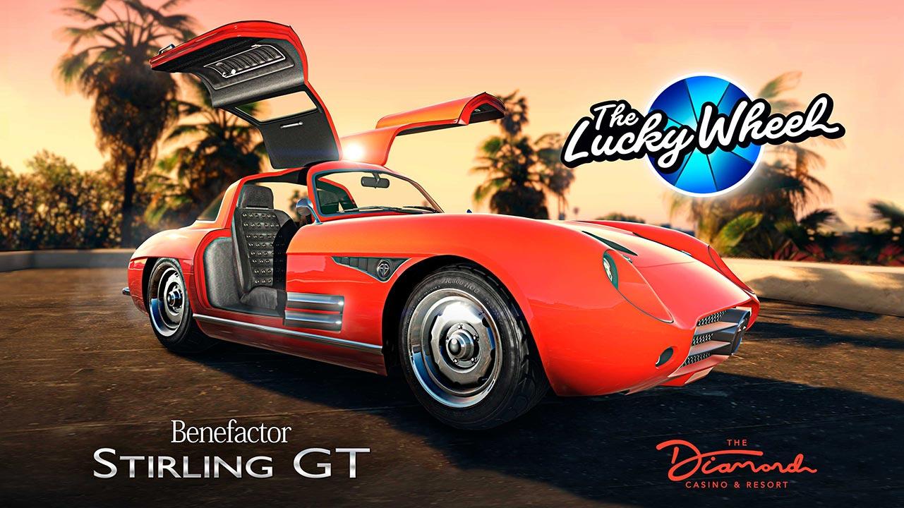 Benefactor BR8 - GTA Online