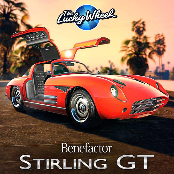 Véhicule du podium - Benefactor BR8 - GTA Online