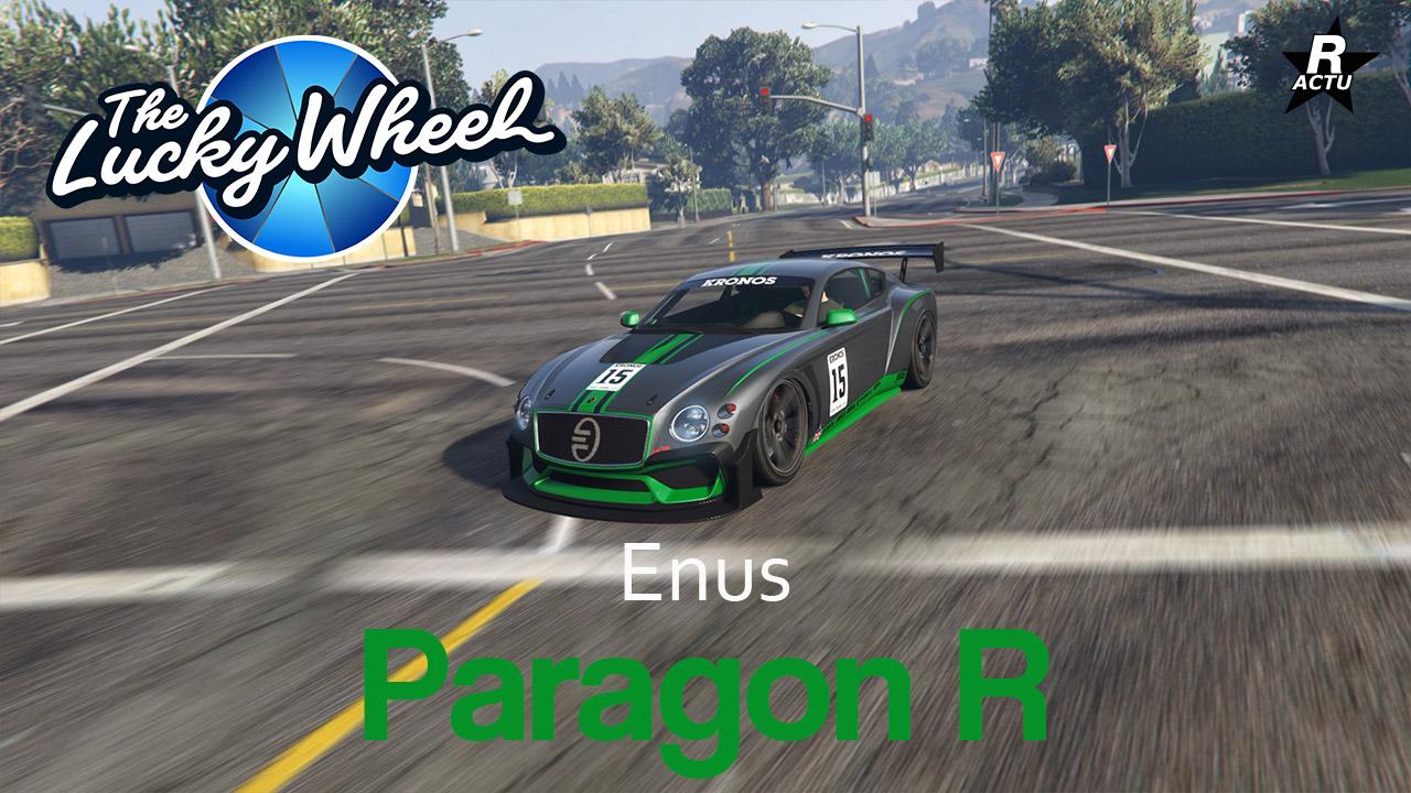 Paragon R - GTA Online