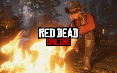 Red Dead Online : Bonus et promos pour la chasse et l'artisanat cette semaine