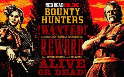 Red Dead Online : Semaine spéciale chasseur de primes