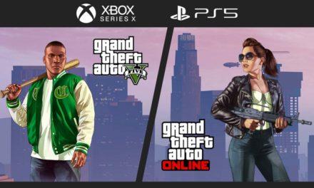GTA 5 et GTA Online : Des nouvelles infos sur les versions PS5 et Xbox Series X|S