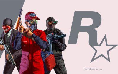 Rockstar Games : Des nouveaux brevets concernant GTA Online et GTA 6 ?