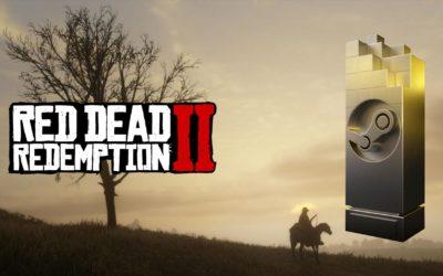 Red Dead Redemption 2 grand vainqueur du Steam Awards 2020