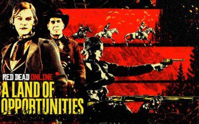 Red Dead Online : Bonus et promos de la semaine du 23 mars