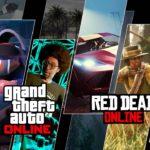 Rockstar Games annonce des records de fréquentations et des mises à jour sur GTA Online et Red Dead Online