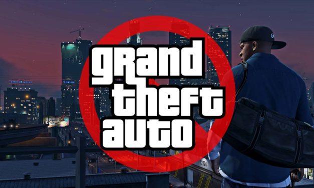 GTA : Un politicien américain veut interdire la vente de la saga de Rockstar Games