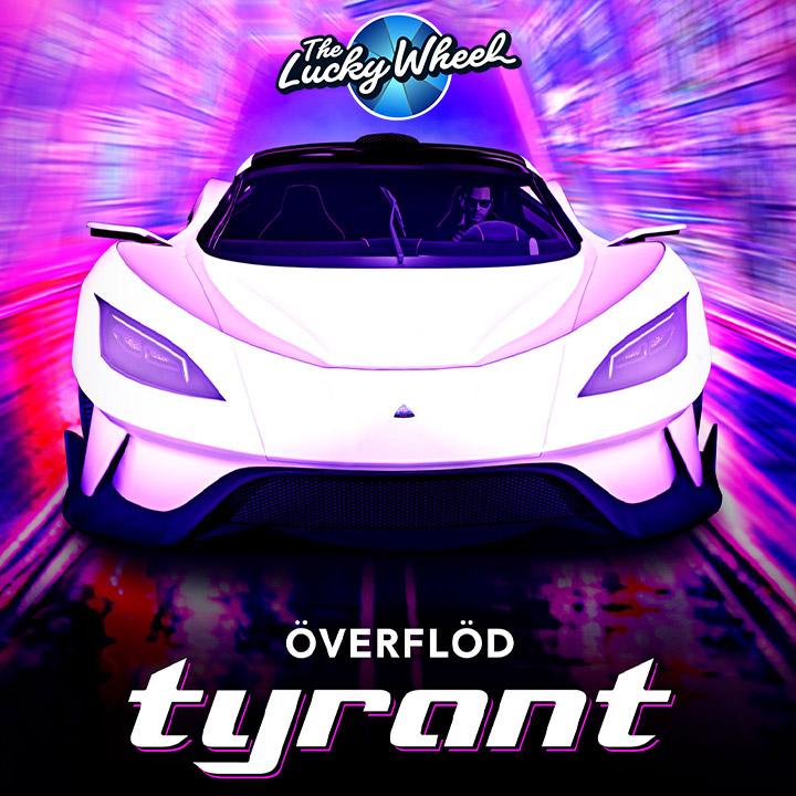 Overflod Tyrant - GTA Online