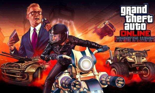 GTA Online : Bonus et promos de la semaine du 18 mars 2021