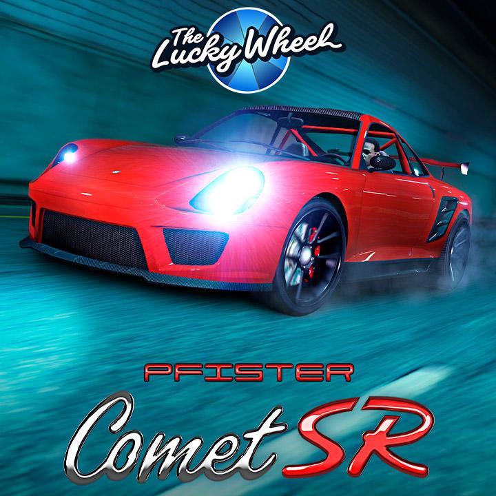 Pfister Comet SR - GTA Online