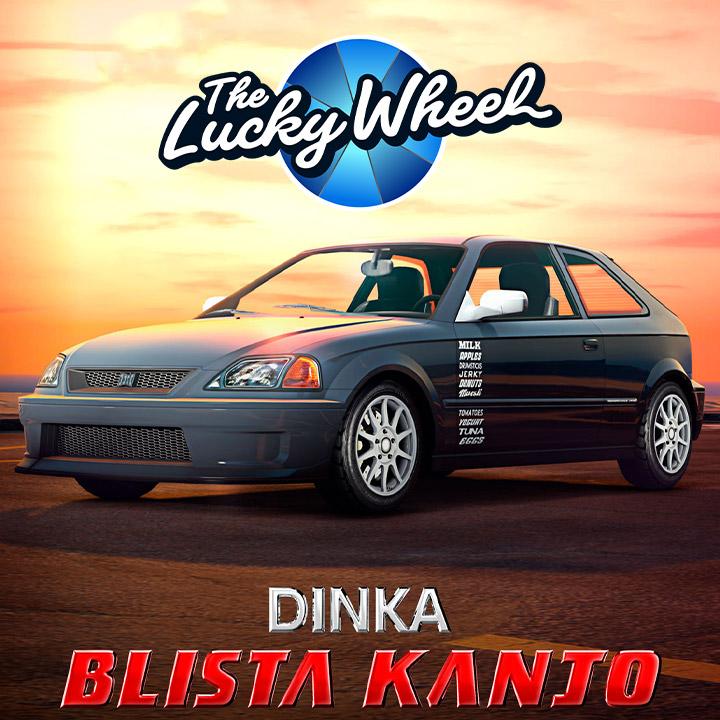 Dinka Blista Kanjo - GTA Online
