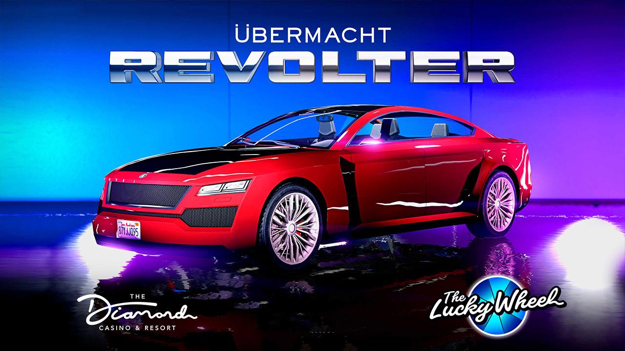Ubermacht Revolter - GTA Online