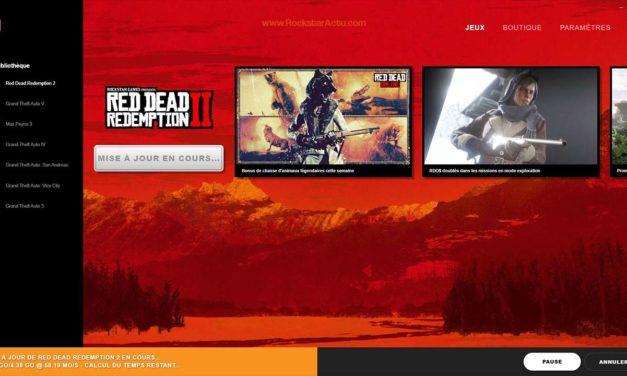 Red Dead Online : Une nouvelle mise à jour pour corriger des bugs est disponible sur PC