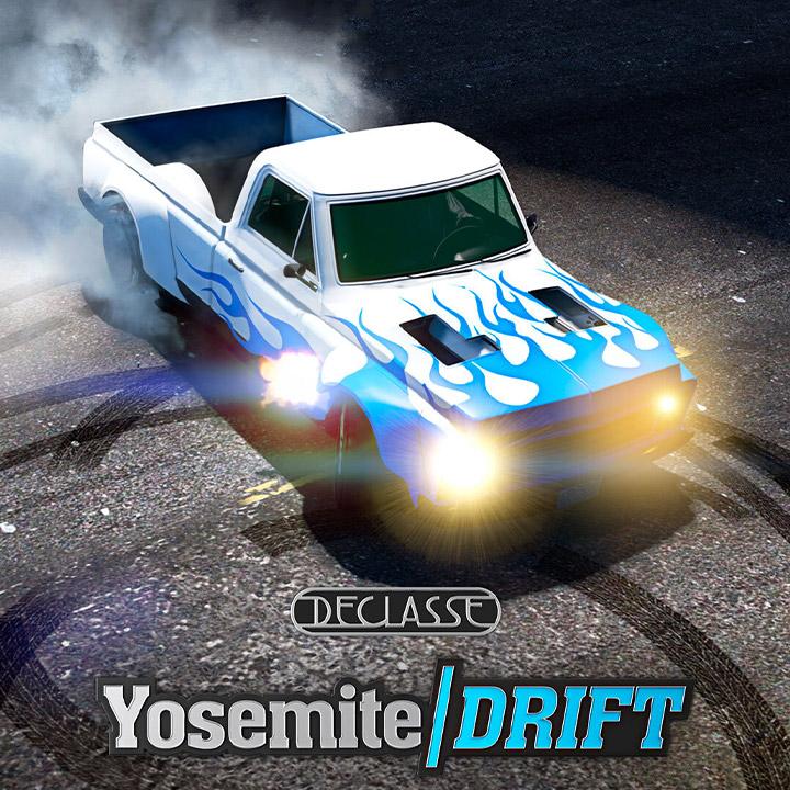 Declasse Drift Yosemite - GTA Online