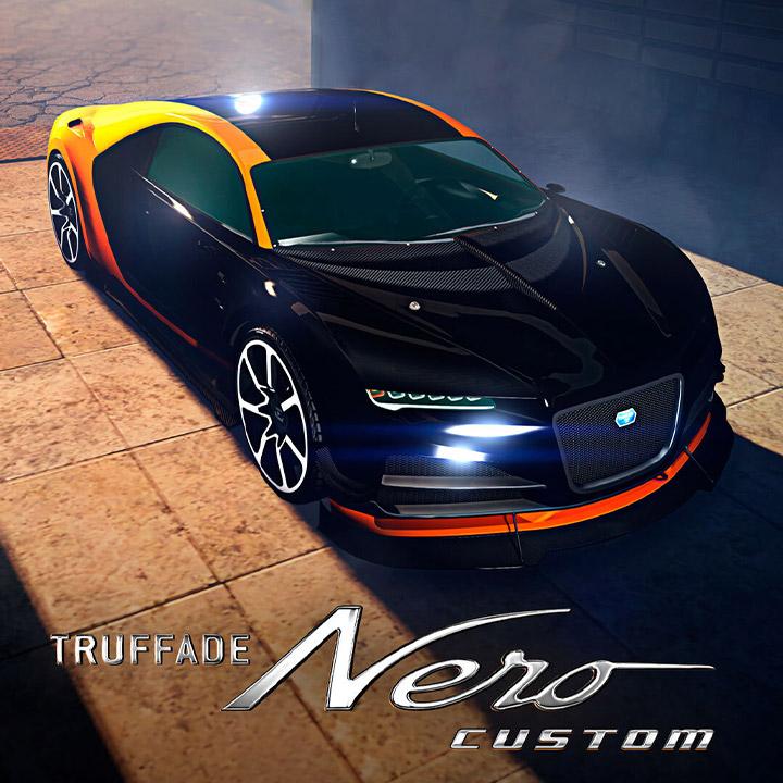 Truffade Nero custom - GTA Online