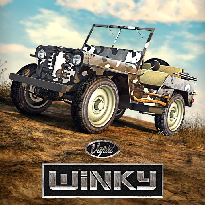 Vapid Winky - GTA Online