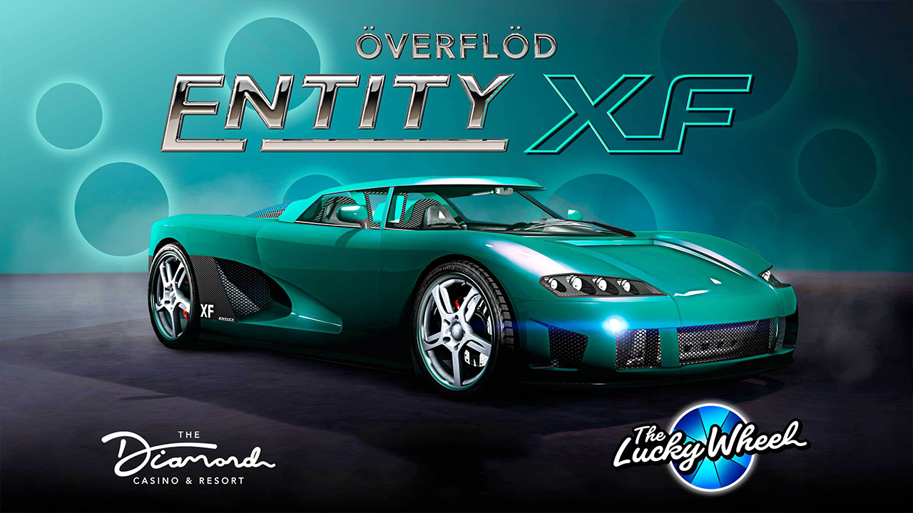 Overflod Entity XF - GTA Online
